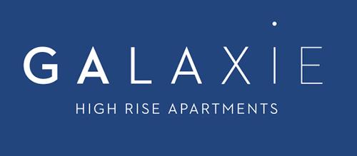 Galaxie High Rise Apartments Logo